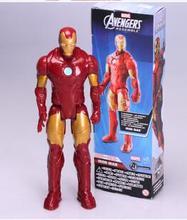 Sell like hot cakes avengers alliance action figure Iron man Captain America Ultron thor Patriot iron man Action figure