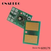 Compatible OKI 45536433 Toner White Chip For Okidata C941 C942 C 941 942 data printer powder refill resetter