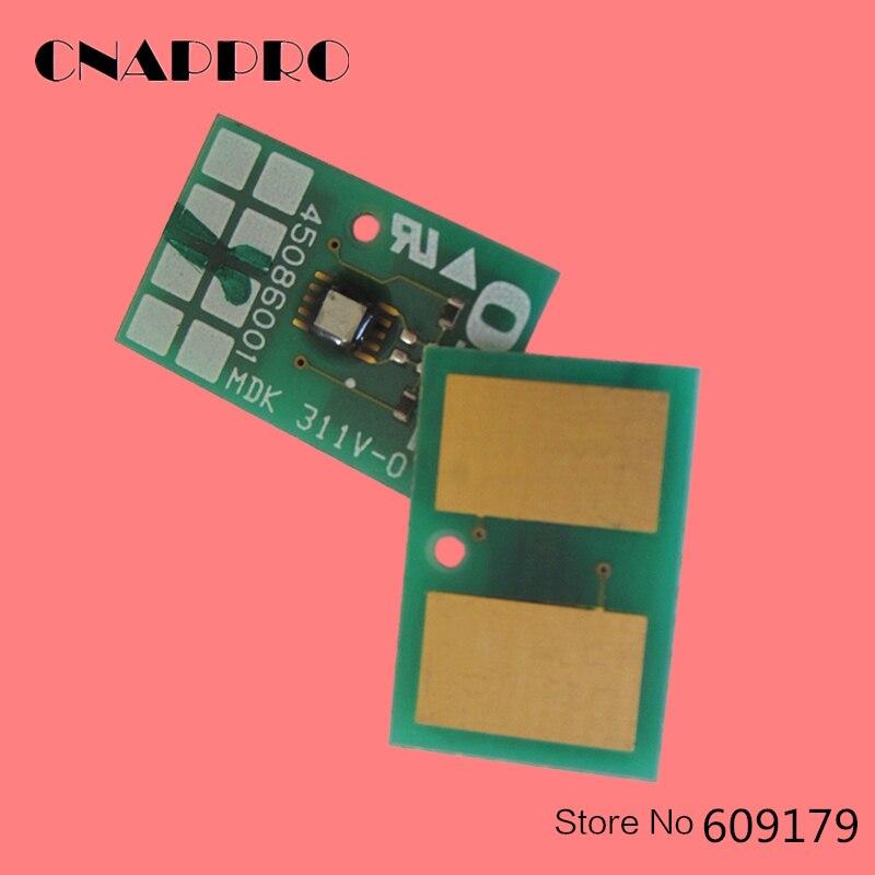 Puce blanche de Toner Compatible OKI 45536433 pour Okidata C941 C942 C 941 942Puce blanche de Toner Compatible OKI 45536433 pour Okidata C941 C942 C 941 942
