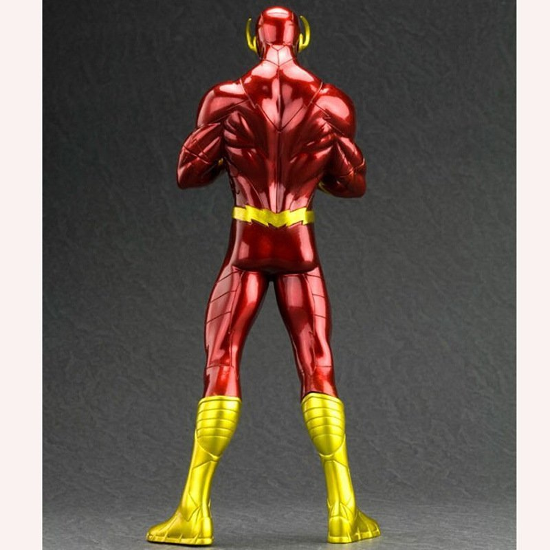 Hot ! NEW 1PCS 22cm flash Super hero Justice league action figure toys Christmas toy new hot 18cm super hero justice league wonder woman action figure toys collection doll christmas gift with box