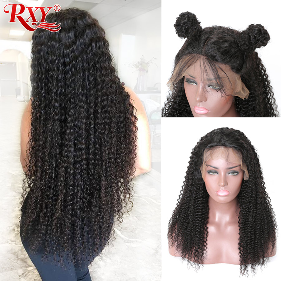 Ali Grace Hair Kinky Curly 5x5 Lace Closure Middle and Free Part Swiss Lace 100 Human