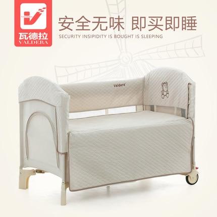 Valdera lit bébé portable pliant multifonctionnel lit bébé concentretor - 3