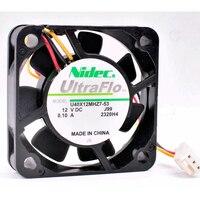 Ventilador Original U40X12MHZ7 53 de 4cm 40mm 4010 40x40x10mm DC12V 0.10A  ventilador LCD con gran volumen de aire y pequeño ventilador de refrigeración|Ventiladores y refrigeración|   -