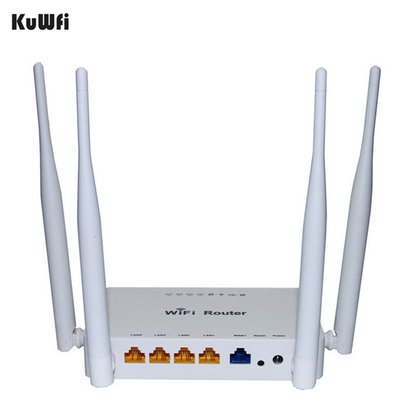 Buy 300mbps wireless router wifi strong signal router english version openwrt - Wifi repeater with usb port ...