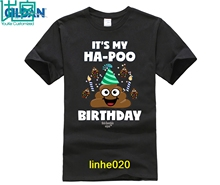 Birthday Poop Emoji T Shirt For Kids Toddlers
