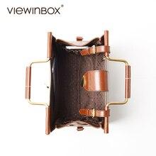 Split Cattle Leather Handbag