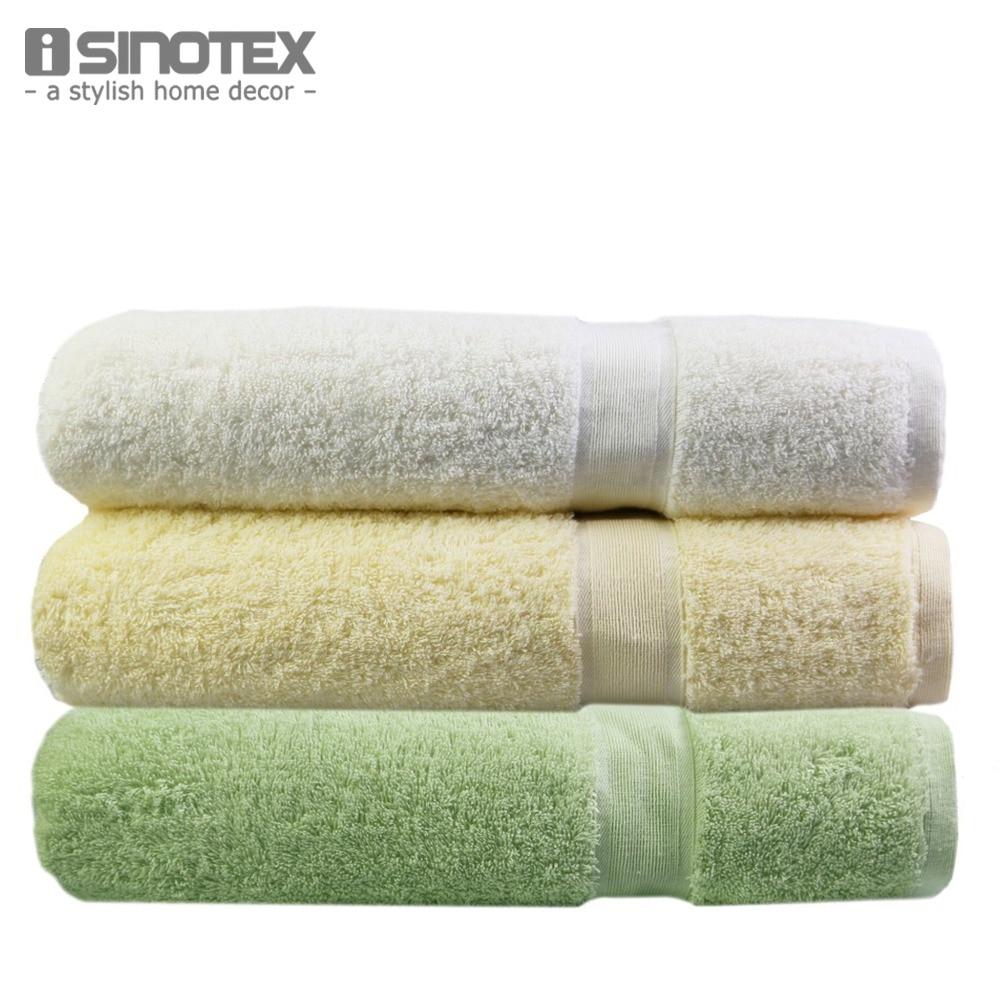 Bath Towel 82x160cm/32.3x63'' Plain Dyed Terry Wholesale