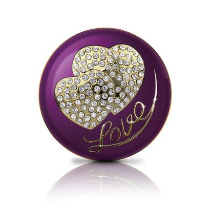 ED.car Diamond Car air Freshener Brand Solid Perfume, French perfume, fragrance lasting long, 6 Colors for choice