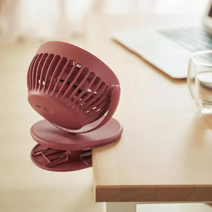 Image 3 - Youpin Solove Clip Fan 3 Windshield 360 Degree Front Mesh Removable Portable Handheld Rechargeable Mini Fan For Home Office