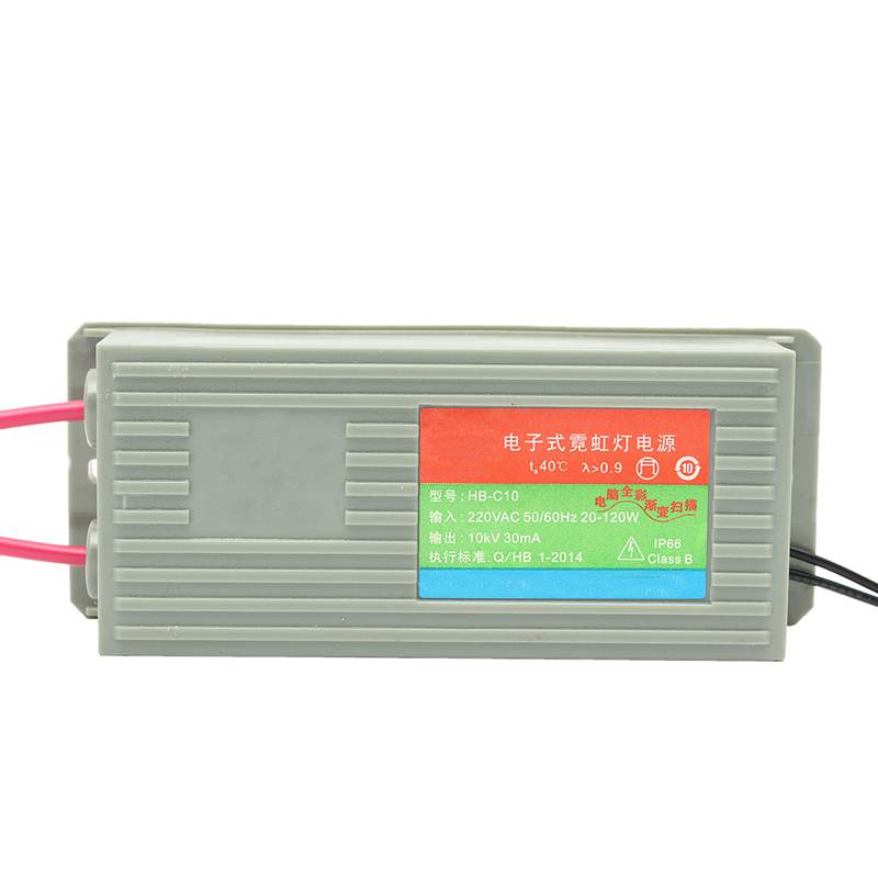 10KV 30mA 100W Load 10M Neon Power Supply Rectifier 220V AC High Frequency Neon Electronic Transformer 10kv 30ma high frequency neon electronic transformer 100w load 10m neon power supply rectifier 220v ac