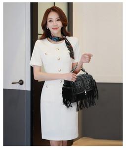 Image 5 - High Quality Womens Genuine Leather Handbags Patchwork Shoulder Bags Female Fashion Tassel Soft Tote Retro Women Crossbody Bag
