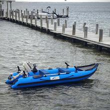 GTK370 каяки дешевые 2 человека каяки для продажи реактивный катер Спортивная лодка Досуг Лодка рыболовное судно