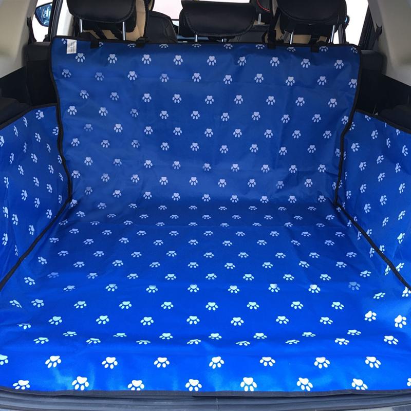 Funda de asiento de coche para perros. 5
