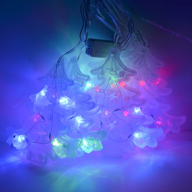 Outdoor Fairy Lighting Christmas tree led string lights 4m 6 lamps outdoor fairy lights for christmas tree led string lights 4m 6 lamps outdoor fairy lights for home wedding new year workwithnaturefo