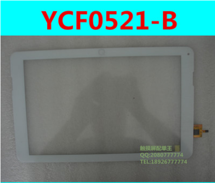 New original YCF0521-B tablet capacitive touch screen free shipping