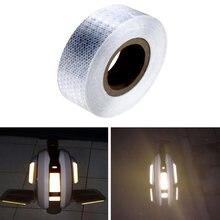 5 см x 30 м светоотражающие наклейки клейкая лента для безопасности