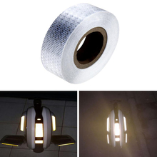 5cmx30m Reflective Warning Tape with Color  Printing for Car