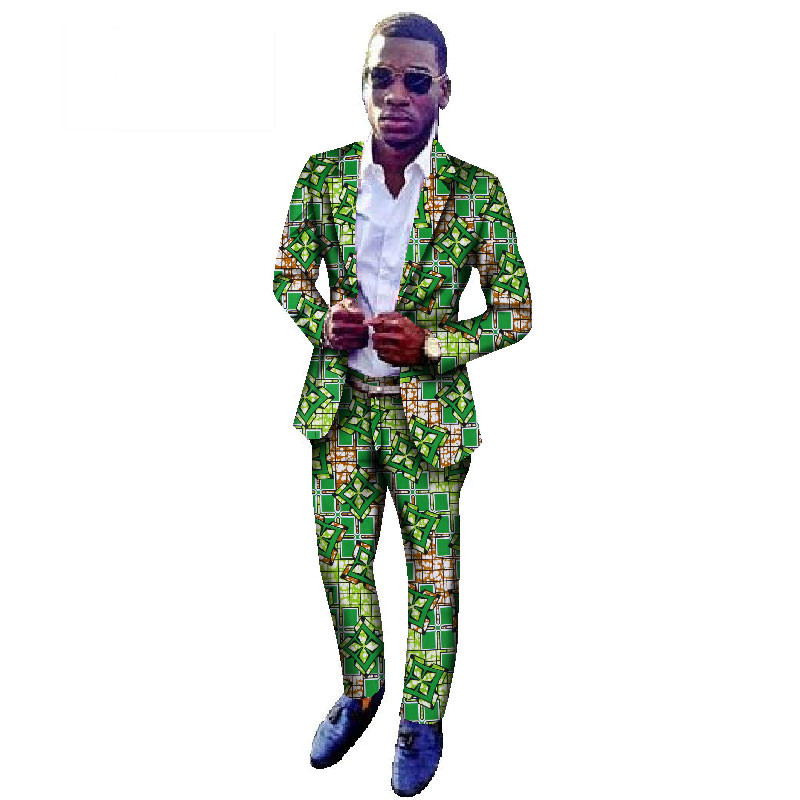 2018-Customized-2-Pieces-Pants-Suits-Traditional-Africa-Style-Suit-Men-Fashion-Party-Suit-Men-Suit(17)