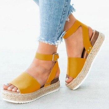 Flip Flop Chaussures Femme Platform Sandals Women