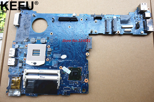 651358 001 fit for Hp Elitebook 2560p Notebook motherboard QM67 6050A2400201 MB A02
