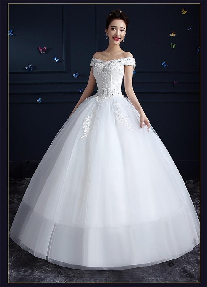 Mujeres Elegantes Vestido De Boda Estilo Princesa 2015 Cap