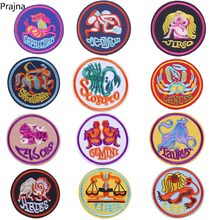 Prajna Stranger Things Champions League Patch Iron On Sewing Patch Cloth  Fabric Hippie Embroidered Patches For 4903a2a6e9756