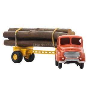 DINKY TOYS 36A Miniature 1:43 ATLAS TRACTEUR WILLEME AVEC SEMI-REMORQUE FARDIER Alloy Diecast Car model & Toys Model