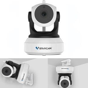 Image 5 - Vstarcam 720 P bezprzewodowa kamera sieciowa Wi Fi C7824WIP bezpieczeństwa Baby Monitor sieci IP domofon aplikacji telefonu komórkowego Night Vision Camera