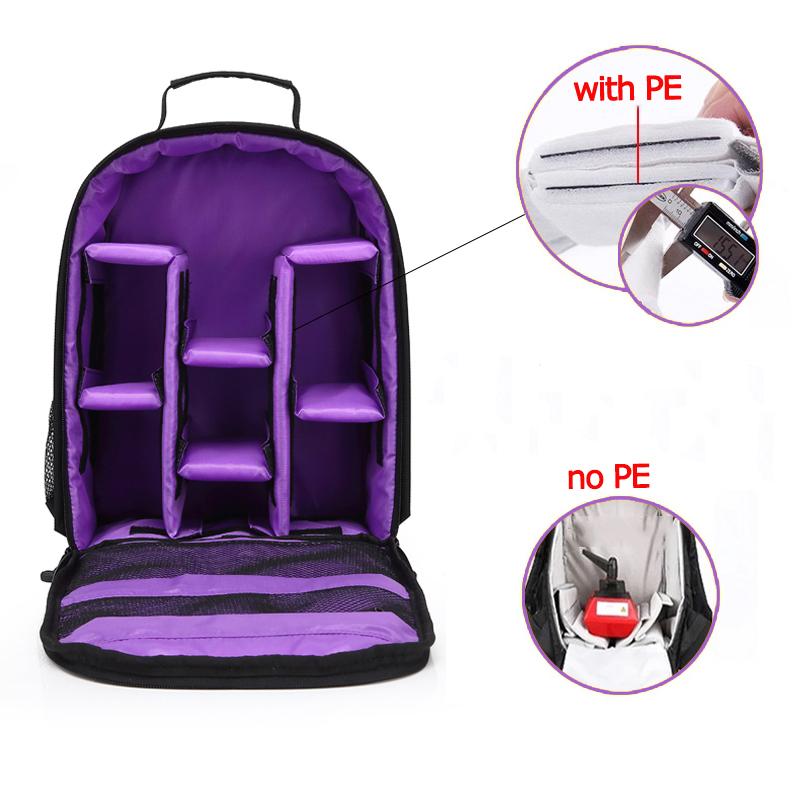 Camera Video Bag Backpack 10