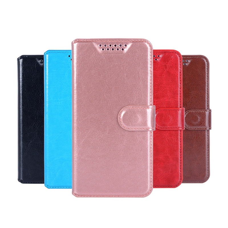 Luxury Flip Case For HTC Desire 326G / Desire 526 526G dual sim 526G+ Leather Cover Card Slot Wallet Holster Skin Phone Coque