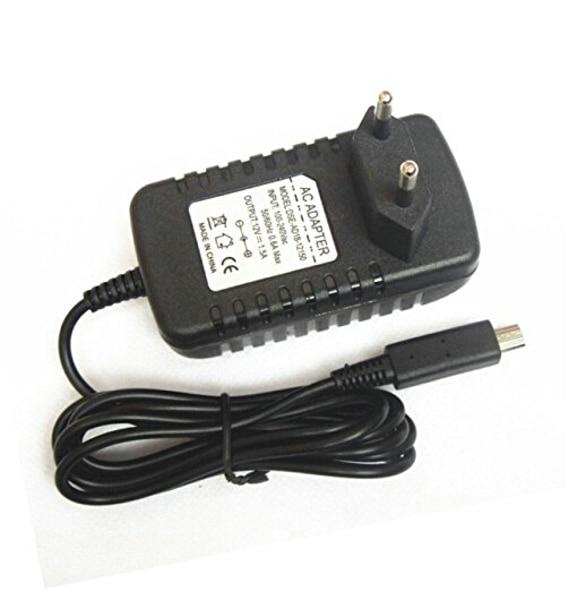 EU US Plug AC DC Home Charger Charge Power Cord Wall ...