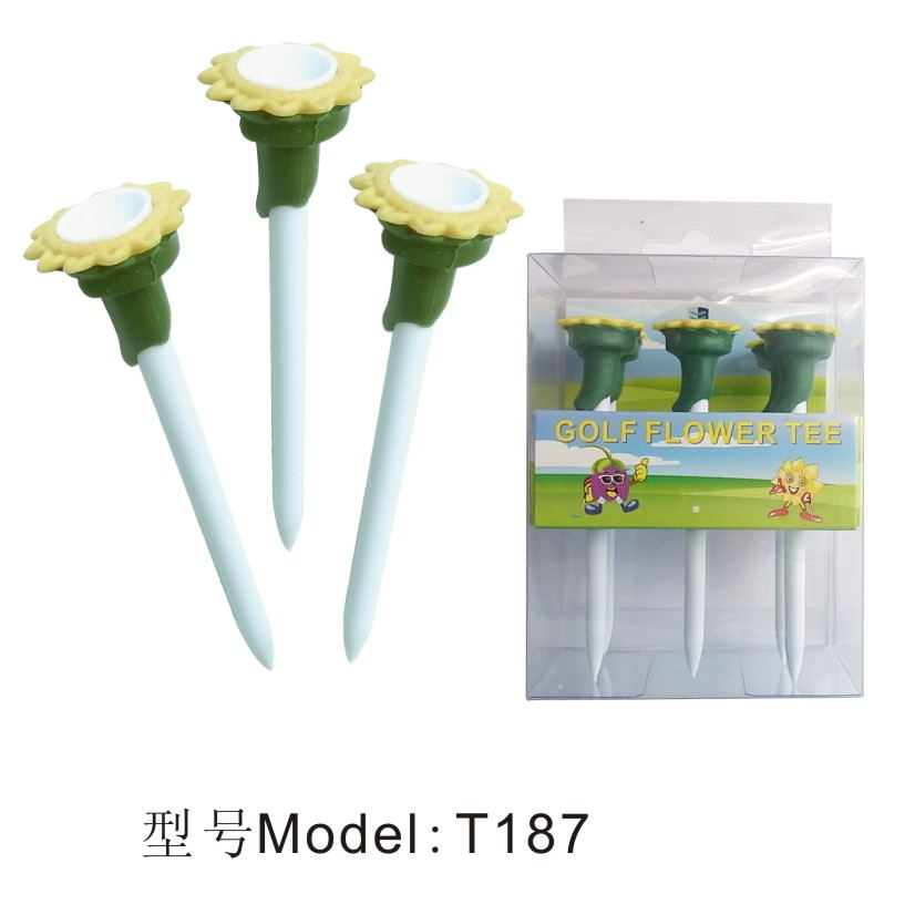 Golf Tees 6ps/lot Gift Boxed Golf