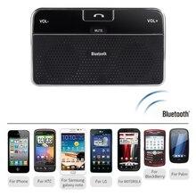 Bluetooth Car Kit Manos Libres Altavoz Vehículo V4.0 Multipunto Parasol Auto Altavoz Del Teléfono para Teléfono Smarpthones