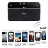 Wireless Bluetooth Car Kit Handsfree Vehicle Speakerphone V4.0 Multipoint Sunvisor Auto Speaker Phone for Phone Smarpthones