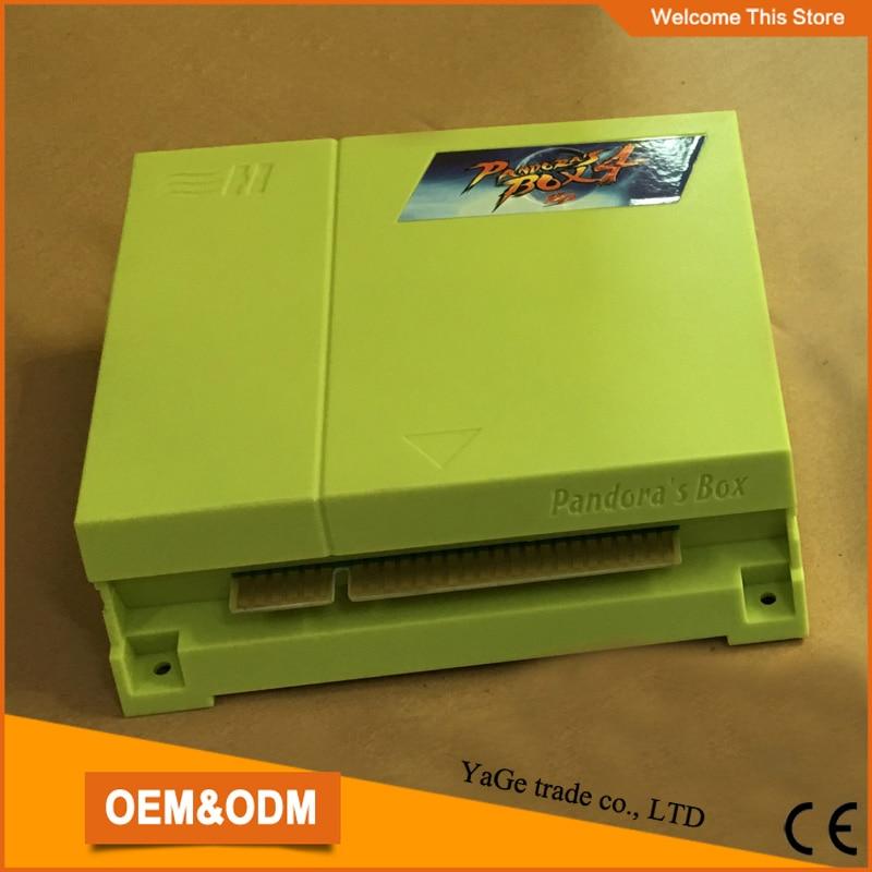 ФОТО Pandora's Box 4 jamma multi arcade board ,HD CGA& VGA output  645 in 1  game PCB  for  game machine