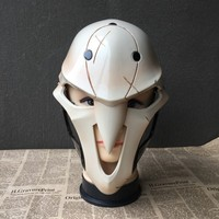 Top Grade Plastic Death Ichigo Kurosaki Bleach Mask Dance Masquerade Party Cosplay Halloween Pioneer watch game Mask Free size