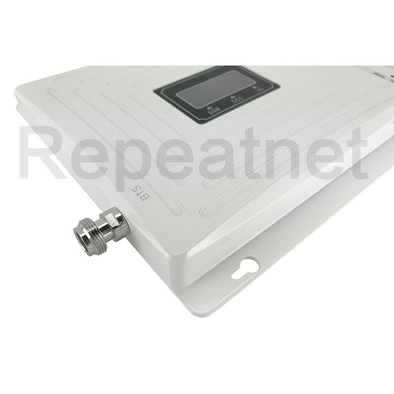 GSM 900mhz DCS 1800mhz WCDMA 2100mhz Repeater Tri Band Cellular - Ανταλλακτικά και αξεσουάρ κινητών τηλεφώνων - Φωτογραφία 5