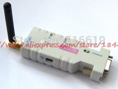 Free Shipping BT576  Class1 Wireless Serial Communication Bluetooth Adapter 100 Meters Serial Bluetooth Module