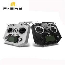 Free Shipping FrSky ACCST Taranis Q X7 2.4G 16CH Mode 2 Transmitter Remote Controller White Black International Version