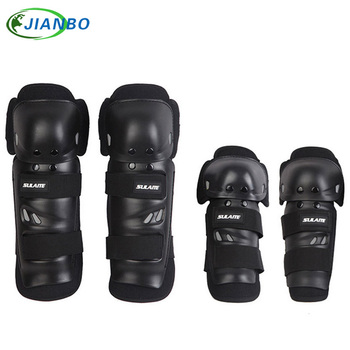 Factory Sale Motorcycle Riding Knee Pads Motocross Racing Protective Gears Hands And Leg Guards 2 Knee 2 Elbow Protection HX-Y01 1 pair protective cycling guards waterproof gear safety adjustable equipment riding thicken warm motorcycle knee pads pu racing