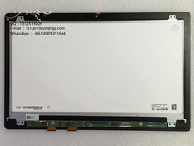 15.6″laptop lcd screen For DELL 15 Inspiron 7558 7000 lp156wf6-spm1 1920*1080 IPS screen touch lcd screen assembly