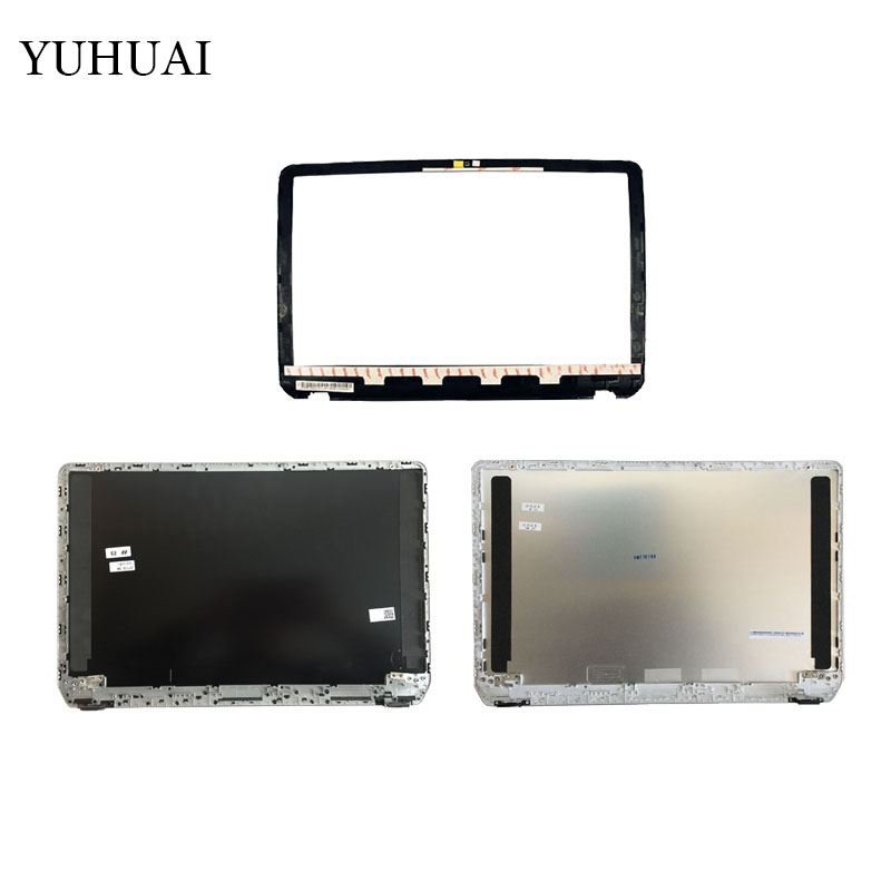 NEW Laptop LCD TOP Cover&LCD Front Bezel Cover For HP Envy M6 M6-1000 707886-001 AP0U9000100