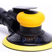 Orbital-Sander Pneumatic-Power-Sanding-Tool Vacuum-Buffing-Machine Central Air-Random