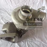 turbocharger TD04 49177 01510 MD106720 49177 01500 FOR MITSUBISHI Shogun Pajero I 2.5 TD 4D56 3*3 OIL COOL