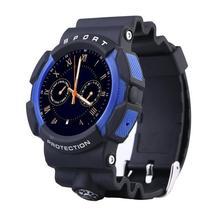 Smart watch outdoor sport Mit Pulsmesser Kompass schwimmen Wasserdichte smartwatch Für apple ios android-handy