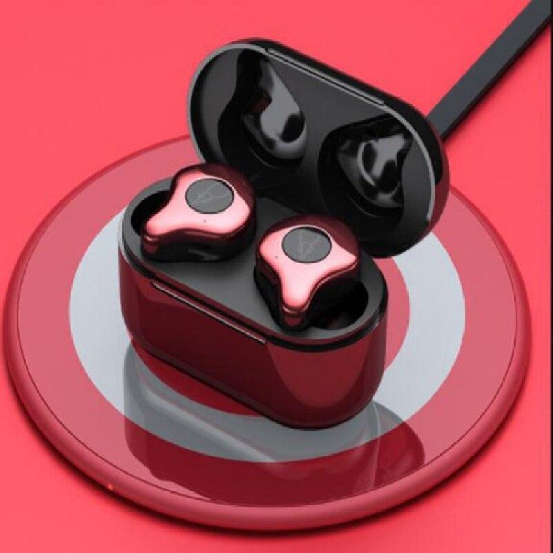 Mise à niveau TWS 5.0 Bluetooth écouteurs sans fil écouteurs Sport course Hifi casque mains libres 3D stéréo son écouteurs pour téléphone