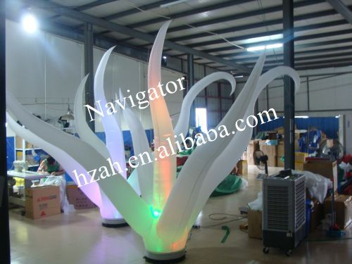 Lighted Inflatable Tree for Advertising Decoration inflatable cartoon customized advertising giant christmas inflatable santa claus for christmas outdoor decoration