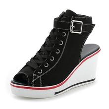 New Ladies Platform Sandals Summer Open Toe Sandals
