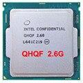 QHQF النسخة الهندسية إنتل I7 وحدة المعالجة المركزية Q0 SKYLAKE كما QHQG 2.6G 1151 8WAY 95 واط DDR3L/DDR4 الرسومات الأساسية HD530