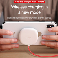 Wireless Charger 10W - Fast Wireless Charging Pad for Gamers - Quick Charge 3.0 Universal Wireless Charger 8